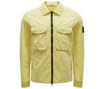 Overshirt gelb