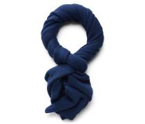 Cashmere Schal blau