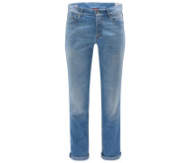 Jeans 'Traditional Fit' hellblau