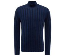 Cashmere Pullover navy