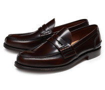 Penny Loafer 'Tunbridge' dunkelbraun