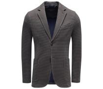 Jersey-Sakko 'Giacca' braun/blau