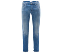 Jeans 'Soul Slim Fit' rauchblau