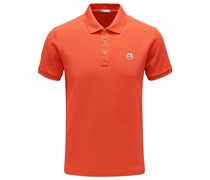 Moncler - Poloshirt orange