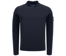 R-Neck Pullover dark navy