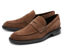 Penny Loafer braun
