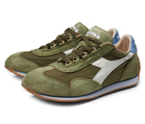 Sneaker 'Equipe Stone Wash' oliv