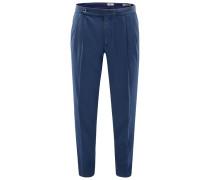 Woll-Joggpants 'Herrick' blau