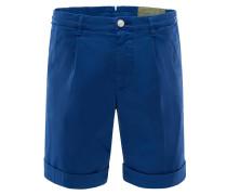 Bermudas 'Tropez Comfort Slim Fit' blau