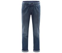 Jeans 'Meribel' graublau