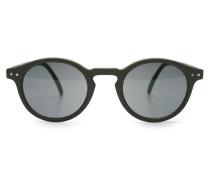 Sonnenbrille '#H Sun' dunkelgrün/grau