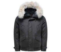 Daunenblouson 'Polar Jacket' anthrazit