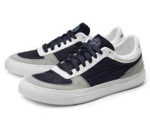 Sneaker navy/hellgrau