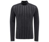 Cashmere Pullover anthrazit