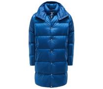 Daunen-Kurzmantel 'Mustang Jacket Long' blau