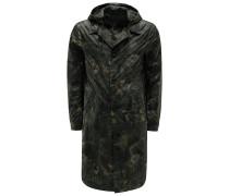 Mantel dunkelgrün