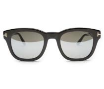 Sonnenbrille 'Eugenio' schwarz/silber