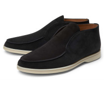 Loafer 'Open Walk' schwarz