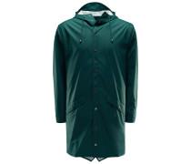 Regenmantel 'Long Jacket' dunkelgrün