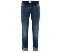 Jeans 'Soul Slim Fit' graublau