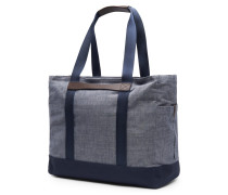 Tote Bag 'Interlude' graublau