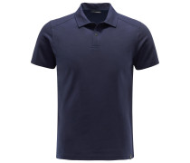 Jersey-Poloshirt 'Limehouse' navy