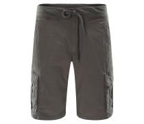 Cargo-Shorts graubraun