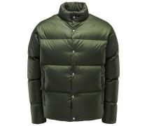 Daunenjacke 'Mustang Jacket' dark olive