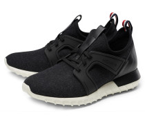 Sneaker 'Emilien' anthrazit/schwarz
