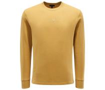 Sweatshirt 'Reydon' ocker