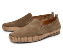 Loafer 'Maurice 002' oliv