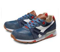 Sneaker 'N9000 H ITA' graublau