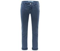Baumwollhose 'PW613 Comfort Slim Fit' graublau