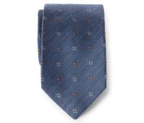 Krawatte graublau