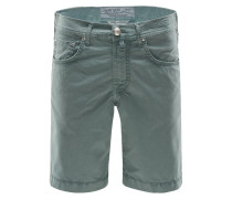 Bermudas 'PW6636 Comfort Slim Fit' graugrün