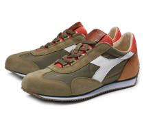 Sneaker 'Equipe ITA' oliv/rot