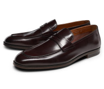 Penny Loafer 'Polo' dunkelbraun
