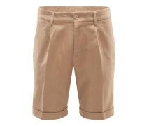 Shorts 'Dover' hellbraun