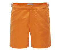 Badeshorts 'Bulldog' orange