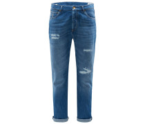 Jeans 'Leisure Fit' blau