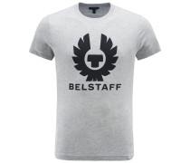 R-Neck T-Shirt 'Cranstone' grau