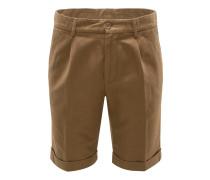 Shorts 'Dover' braun