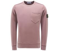 R-Neck Sweatshirt altrosa