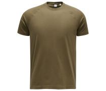 R-Neck T-Shirt oliv