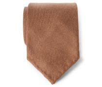 Krawatte braun