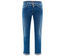 Jeans 'J688 Comfort Slim Fit' blau