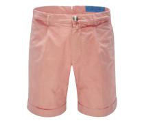 Bermudas 'Tropez Comfort Slim Fit' rosé