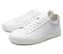 Sneaker weiß/beige
