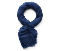 Schal 'Grande Garza' dunkelblau