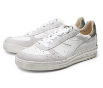 Sneaker 'B.Elite H' weiß/oliv